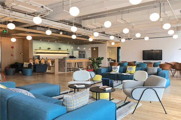 渣打银行大厦-联合办公空间